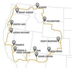 Ultimate Guide To The Scenic Parks Along The National Park-To-Park Highway