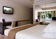 L'hotel dispone di diverse tipologie di camere notturne, le quali sono adatte ad ogni tipo di esigenza richiesta.