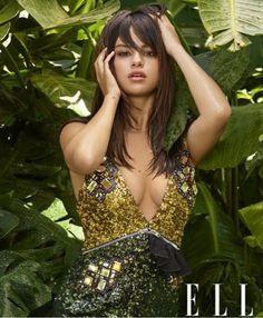 Selena Gomez Talks New Music For Elle Magazine — Plus, Hair Makeover – Hollywood Life Selena Selena, Selena Gomez New Album, Elle Us, Selena Gomez Pictures, Elle Magazine, Marie Gomez, Demi Lovato, Beautiful Celebrities, Female Celebrities
