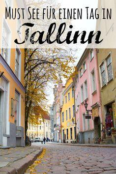 Tallinn an einem Tag – das sind die Must SEE von PASSENGER X