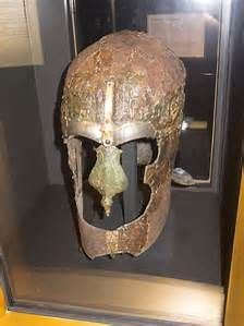 Museum Of Artifacts Helmet A Norse Elite Warrior Vendel Period