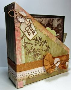 Card Storage Tutorial with Epiphany Crafts