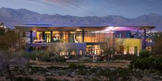 This Sprawling Desert Home Might Be Vegas' Best Kept Secret