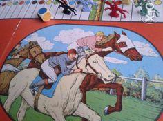lóv23 Retro, Painting, Painting Art, Paintings, Mid Century