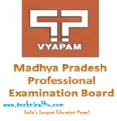 MP B.Ed Exam 2014 - MP B.Ed Online Application Form & Eligibility www.vyapam.nic.in