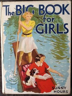 Via @IMargolius Something to look forward to from now on: Summer cover of girls annual