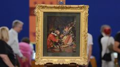 Check out Nan Chisholm's ANTIQUES ROADSHOW appraisal of this George Lance Oil, ca. 1850 from Junk in the Trunk 5.2!