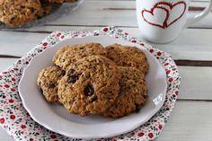 Cookies light con cioccolato e nocciole