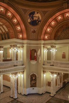 Top 5 Capitols in the United States Pierre South Dakota, South Dakota State, Column Capital, Capital City, Classical Interior Design, Dormer Windows, Beautiful Buildings, New Mexico, Nebraska