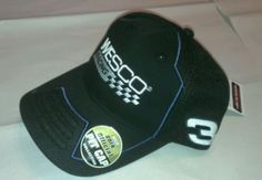 #3 TY Dillon Wesco Racing 2014 Official Pit Cap New Adjustable Hat RCR