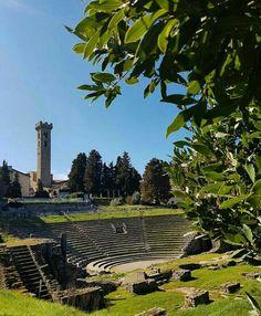 Scavi romani Fiesole Firenze