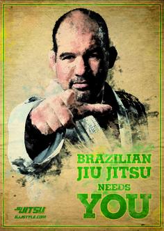 BJJ needs you!