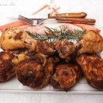 Cosce di Pollo alla Paprika