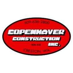Road Construction - Call 1 888 260 7525 - Copenhaver Construction Inc Moses Lake Washington, Spokane Washington, Washington State, Top Construction Companies, Construction News, Bobcat Company, Mix Concrete, Social Media Marketing, Seo