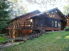 House vacation rental in Eagle River from VRBO.com! #vacation #rental #travel #vrbo