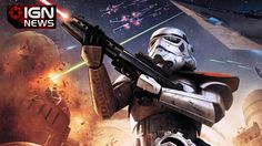 Star Wars: Battlefront Launching Holiday 2015 and Will Be a First Person Shooter - IGN