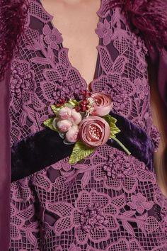 Anna Sui Details A/W '16