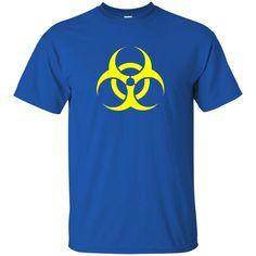 Big Texas Bio Hazard T-Shirt