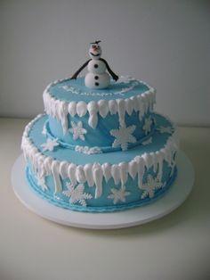 Bolo Frozen, da Arte em Bolos (www.arteembolos.com.br). Coberto com pasta americana. A partir de R$ 85 (quilo). Preço pesquisado em julho de 2014. Sujeito a alterações