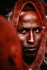 ocre rouge des Massaï