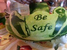 Watermelon Design for Soldier