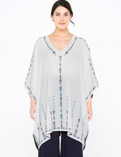 two tone long line #kaftan #mat