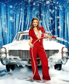 Image result for charlies angels movies red clothes
