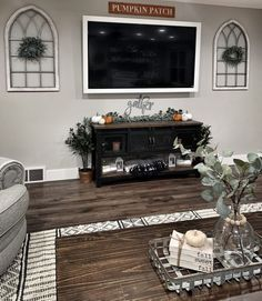 Nov 2019 - Check out my neutral spin on traditional fall decor. While the orange pumpkins are sparce, I still get all the fall feels when I step into my home! Fall Living Room, Living Room Modern, Living Rooms, Apartment Living, Fall Home Decor, Autumn Home, Fall Fireplace, Farmhouse Decor, Farmhouse Style