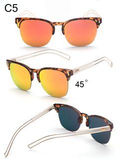 0ca298dabe Aliexpress.com   Buy 2016 Fine Temple Cat Eye Sunglasses Womens Sunglasses  Brand Designer Summer Vintage Style Big Frame Coating Sun Glasses For Men  from ...
