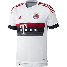 adidas Bayern Munich Away Jersey Adidas Football, Football Jerseys, Chivas Wallpaper, Jersey Atletico Madrid, Jersey Shirt, Shoe Collection, Shirts, Shopping, Sport