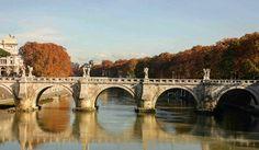 #tiver #roma #wu_italy #italian_architecture #architecturelovers #bridge #trees #autumn #italian_trips #italian_places #travelling #photoshooting #traveller #travelgram #italia #ingersroma #roman #ρωμη #river #great_captures_italia