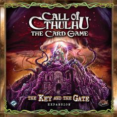 Call of Cthulhu: The Card Game – The Key and the Gate