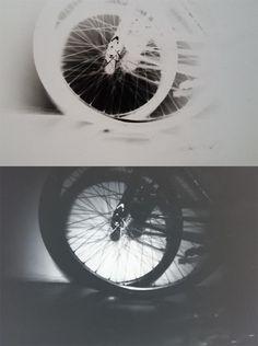 Fotografia Pin Hole #Fotografia #ciclismo
