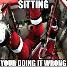 This perfectly describes the incompetence that is the Carolina Hurricanes this year.