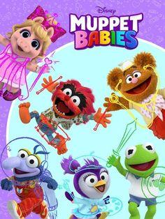 15 Best Muppet Babies Disney Junior Images In 2019