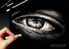 #eye #drawing #how to draw #realistic #noemisparkle #art #charcoal #hiperrealistic #tutorial #amazing