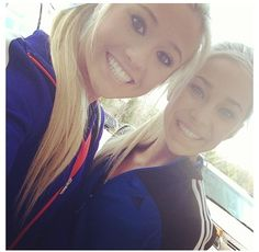 (Melina's cheer face claim is Peyton Mabry)  Melina) Best friends for life :) Love you Em!