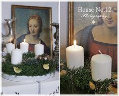 House No.12: Ein stimmungsvoller 1. Advent & Stempelkekse