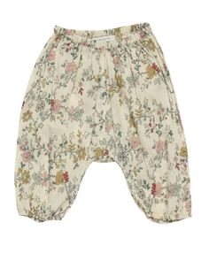 Floral print pants for baby from Caramel.