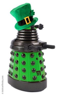 The Gaelic Dalek...Intoxicate! Intoxicate! @Stacia P.!!!