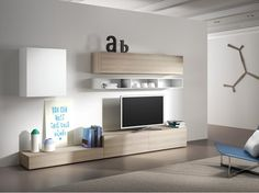 Meuble Mural Modern Wall UnitsTv ConsolesPretty BedroomDrawing
