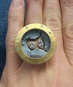 Custom Rings by Andy Cooperman