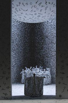 Die Frau ohne Schatten De Nederlandse Opera 2008