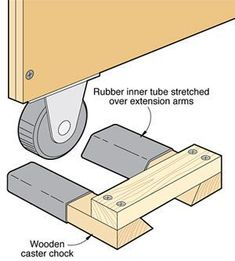 There's no such thing as being to safe in your workshop. Here are several ideas to make your shop safer. #woodworkingideas