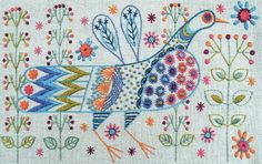 Hand Stitching and Embroidery with Nancy Nicholson - Classes
