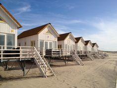 Domburg - Stranddroom - 13 huisje op het strand- geopend sinds 2013