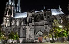 Cathédrale de Clermont-Ferrand 63