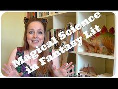 Magical Science in Fantasy Books - http://www.fantasybookaddict.com/category/unicorns/