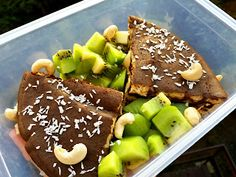 Healthy School Lunches, Food Inspiration, Lunch Box, Food And Drink, Pudding, Healthy Recipes, Snacks, Cooking, Breakfast