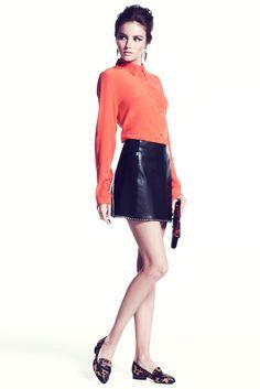 Rebecca Minkoff Pre-Fall 2012 Collection Slideshow on Style.com